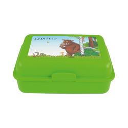 United Labels® Brotschale Brotdose Playmobil Feuerwehr grün