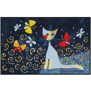Fußmatte Rosina Wachtmeister Fußmatte waschbar Danza delle farfalle 50x75 cm SLD1422-050X075, Salonloewe
