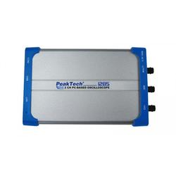 PeakTech 100 MHz  2 CH 1 GSs PC Oszilloskop mit USB & LAN P 1285
