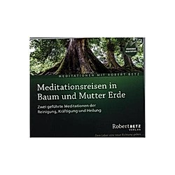 Meditationsreise in Baum und Mutter Erde, Audio-CD