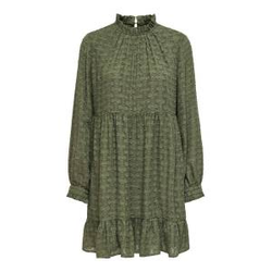 ONLY Kurzes Kleid Damen Grün Female S