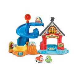 Vtech® Spielzeug-Auto Tut Tut Cory Flitzer - Feuerwache Tut-Tut-Hausen
