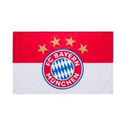 FC Bayern München Fahne Fahne FC Bayern München, Logo, 60 x 90 cm