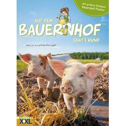 Edition XXL Auf dem Bauernhof gehts ru