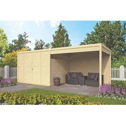 Garten- und Gerätehaus Telma