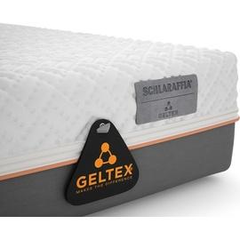 SCHLARAFFIA Geltex Quantum Touch 180 Matratze 80x200cm H2