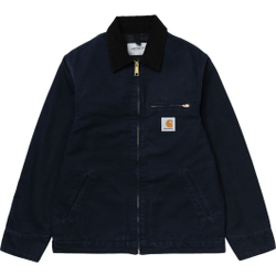 Carhartt Wip - Detroit Jacket Dark Navy - Jacken - Größe: L