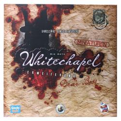 Giochi Uniti / Stratelibri Spiel, Giochi Uniti Die Akte Whitechapel - Dear Boss