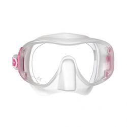 Mares Juno - Maske - pink/clear
