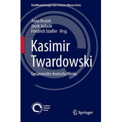 Kasimir Twardowski als Buch von