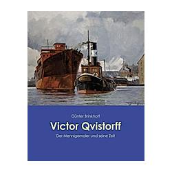 Victor Qvistorff. Günter Brinkhoff  - Buch