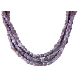 Guru-Shop Perlenkette Modeschmuck, Boho Perlenkette - Modell 16