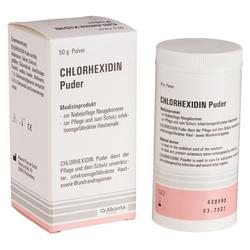CHLORHEXIDIN Puder 50 g