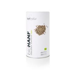 Hanf & Natur - Hanfsamen - Bio - 1 kg