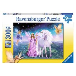 Ravensburger Puzzle Magisches Einhorn, 300 Puzzleteile bunt