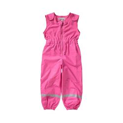 Playshoes Regenhose PLAYSHOES Kinder Trägerhose mit Fleecelatz