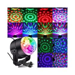 Gotui Discolicht, LED Discolicht, Partylicht, Dekolicht, RGB