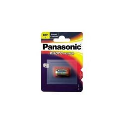 Panasonic CR-2L/1BP Kamerabatterie CR2 Li 850 mAh Foto Batterie Lithium CR-2 (CR-2L/1BP)