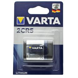 Varta 2CR5 Photo-Lithium Batterie 6203 10er Pack