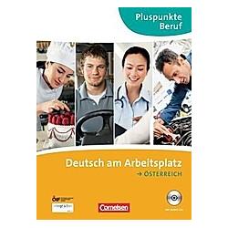 Pluspunkte Beruf: Pluspunkte Beruf - A2-B1+ - Buch
