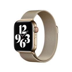 Apple Milanaise Armband Gold 40 mm