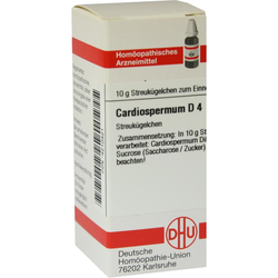 Cardiospermum D 4 Globuli