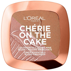 L'ORÉAL PARIS Bronzer Chérie on the Cake Blush & Bronzer