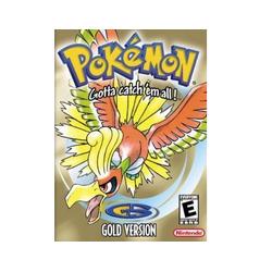 Pokemon Gold (Nintendo 3DS)