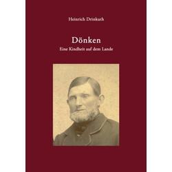 Dönken als Buch von Heinrich Drinkuth