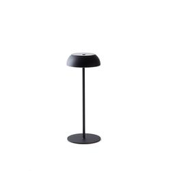 Designer-Tischlampe Float Axo Light mit USB IP55 - black / black