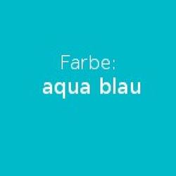 """Mank Airlaid Servietten """"Basics UNI"""", 25 x 25 cm, 1/4 Falz, 60 g, Farbe: aqua blau, 1 Karton = 12 x 50 Stück = 600 Servietten"""