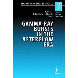 Gamma-Ray Bursts in the Afterglow Era - Buch