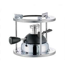 Cilio Kaffeebereiter Cilio - Gasbrenner-Set FIAMMA Espresso Kaffee Mokka Wok Fondue Rechaud 295740