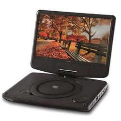 Portabler DVD-Player mit 9 LCD-Bildschirm