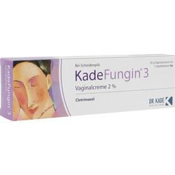 KADEFUNGIN 3 Vaginalcreme 20 g