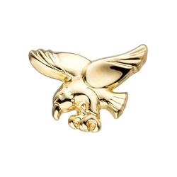 JOBO Single-Ohrstecker Adler, 585 Gold