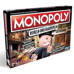 Hasbro MONOPOLY-Mogeln und Mauscheln Brettspiel
