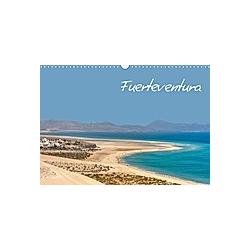 Fuerteventura (Wandkalender 2021 DIN A3 quer)