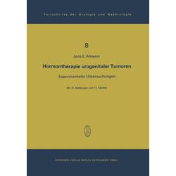 Hormontherapie urogenitaler Tumoren: Buch von J. Altwein