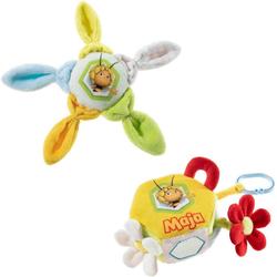 Heunec® Greifspielzeug Biene Maja Quietschie und Spiel-Wabe (Set, 2-tlg) gelb