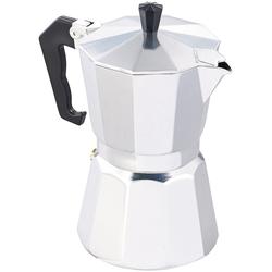 Espressokocher für 6 Tassen, für Induktions-Herde geeignet, 300 ml