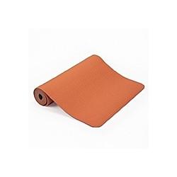 Yogamatte Lotus Pro, orange/anthrazit