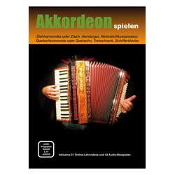 Akkordeon spielen - Akkordeonschule mit 21 Online Videos und 42 Playalongs