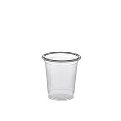 40 PAPSTAR Einweg-Schnapsgläser pure Kunststoff