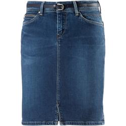 Pepe Jeans Jeansrock Damen in denim, Größe S denim S