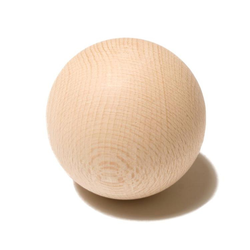 Ball 5cm Holzkugel Stickhandling
