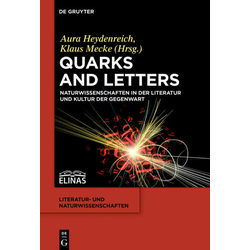 Quarks and Letters: Buch von