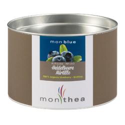 Bio Heidelbeertee Monblue - Monthea