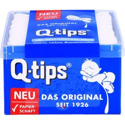 Q-TIPS Pflegestäbchen mit Papierschaft 206 St