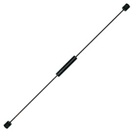 Flexi-Sports Schwingstab Flexi-Bar Athletic schwarz 107FLEX